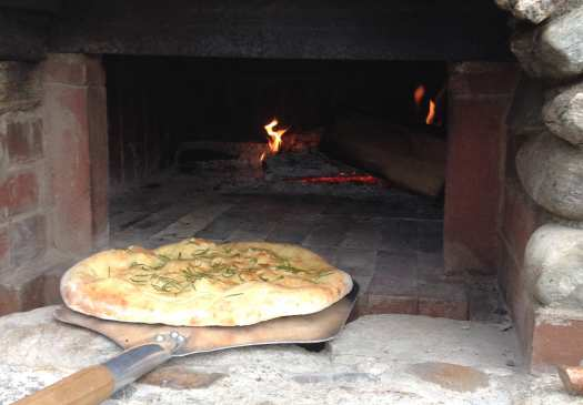 Photo of Seal Cove Farm pizza oven